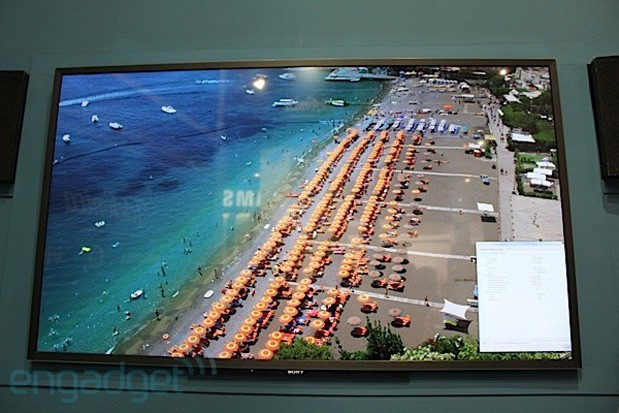 Telefonica shows off streaming 4K video, won't make it fit your ISDN line