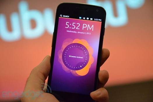 Touchbased Ubuntu preview coming February 21st, will work on Galaxy Nexus and Nexus 4