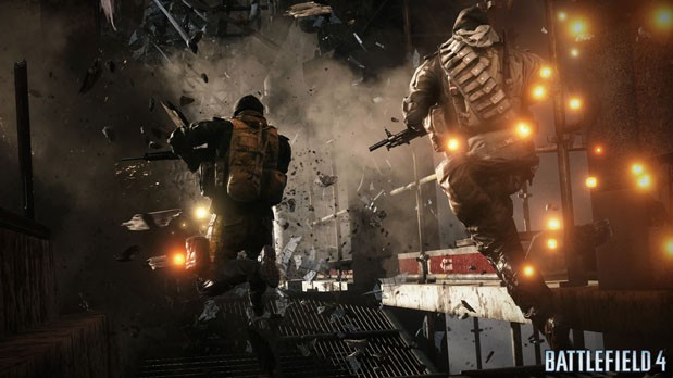 Battlefield 4 arrives this fall, heading to PC and probably nextgen
