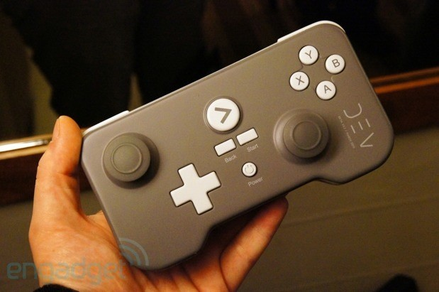Don't call it OUYA handson with PlayJam's GameStick DNP