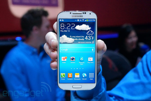 Samsung Galaxy S 4 preview a flagship with some familiar roots