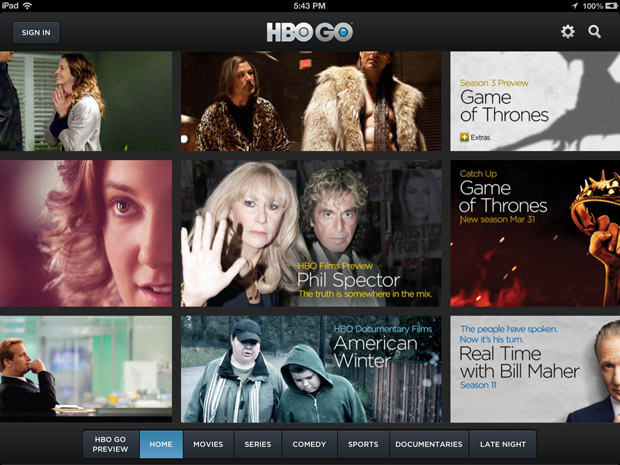 HBO CEO casually mentions standalone HBO Go option for broadband subscribers, but it's not la carte
