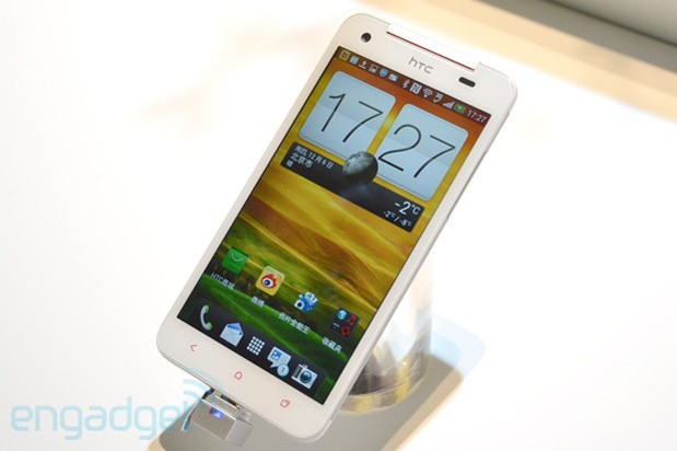 HTC reports strong demand for Butterfly phone in Asia, says there'll be a sequel