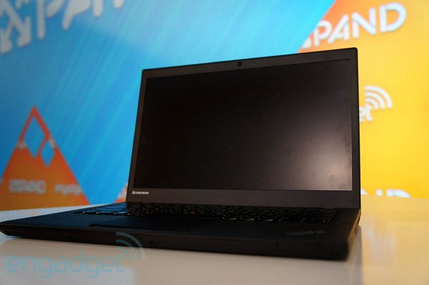 Lenovo ThinkPad T431s Ultrabook refined exterior, widened trackpad, shipping in April for $949