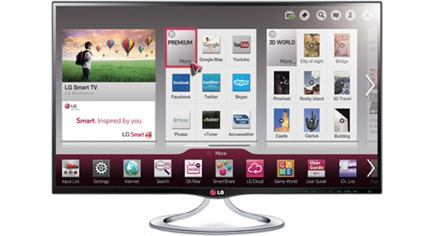 LG ships MT93 Personal Smart TV to your dorm this March