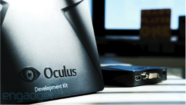 Virtual Reality now hands-on with the Oculus Rift final development kit