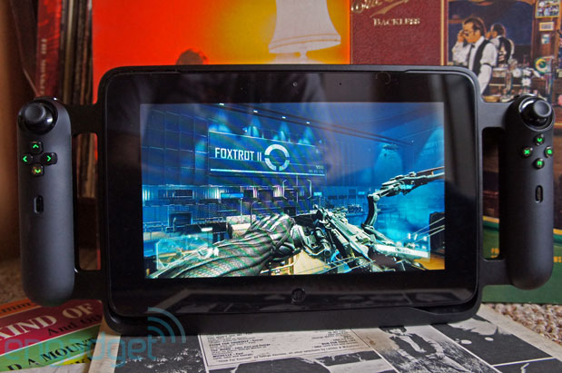 Razer Edge Pro review can a tablet double as a gaming PC