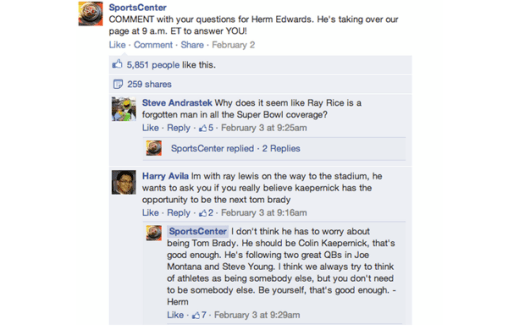 DNP Facebook introduces Replies threaded commenting for businesses and popular profiles