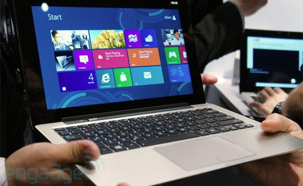 WSJ Windows 8 being discounted to touchscreen manufacturers