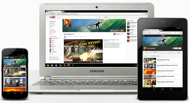 Redesigned YouTube channels exit limited beta, now up for grabs
