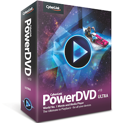 Cyberlink's PowerDVD 13 universal media player for Windows 8, iOS, and Android has an improved UI and 4K support