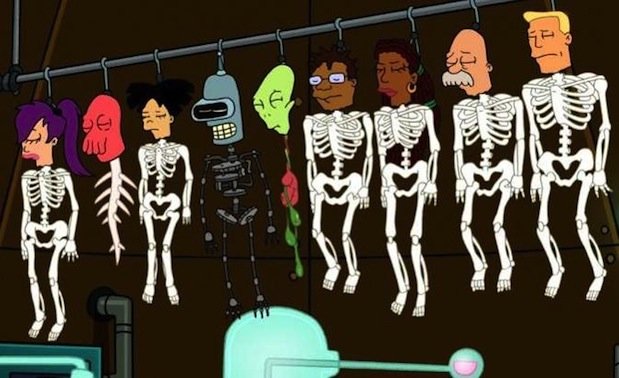 DNP Futurama gets cancelled a second time, finale to air on September 4 2013
