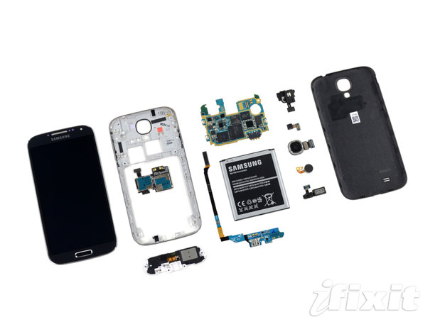 Galaxy S 4 teardown reveals the silicon beauty within the plastic beast