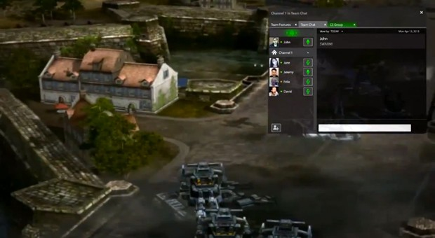 Razer Comms launches in open beta with crossgame, alwayson voice chat