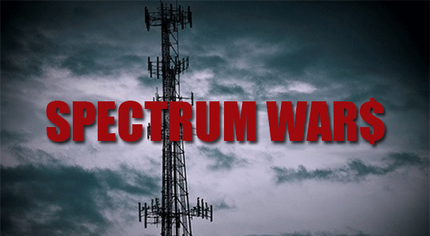 DOJ identifies lower frequency spectrum as key to wireless competition