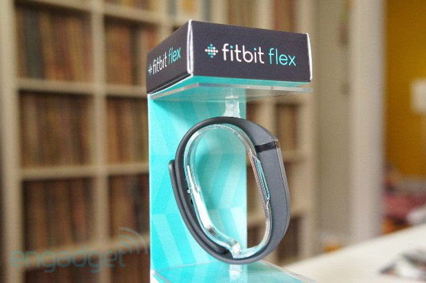 Fitbit Flex activity tracking wristband now shipping for $100