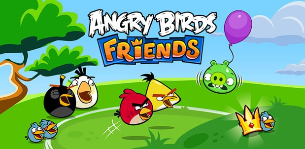 Angry Birds Friends now available on iOS  Android, is totally free