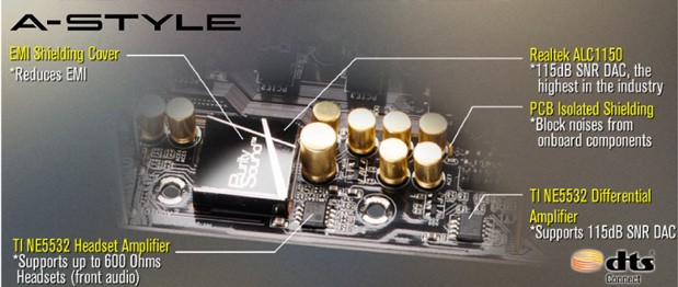 ASRock says its Purity Sound motherboards can replace dedicated sound cards, headphone amps