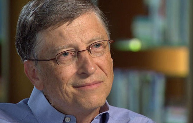 Charlie Rose interviews 'Bill Gates 20' on 60 Minutes the man after Microsoft