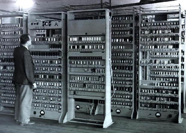 EDSAC, the first 'practical' civilian computer, turns 64