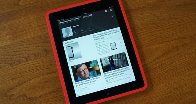 Flipboard builds on curation options with sociable iOS update