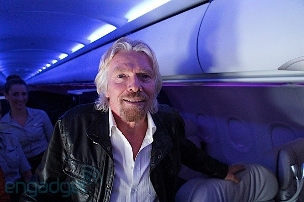 The Engadget Interview Sir Richard Branson on Virgin Galactic and making space travel affordable