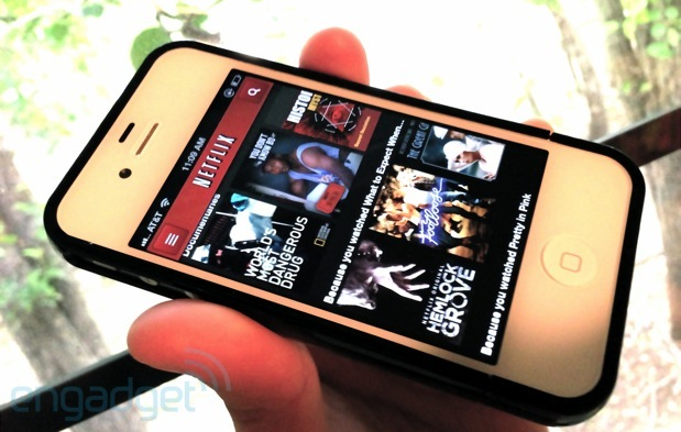 Netflix for iOS gets postplay feature for movies and TV shows, improved second screen experience
