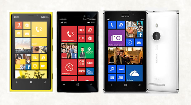 Nokia Lumia 920 vs Lumia 928 and Lumia 925 what's changed