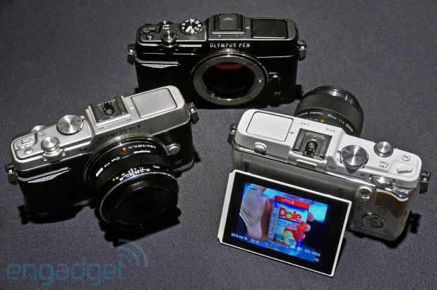 Olympus PEN EP5 sports impressive specs and classic good looks, we go handson video