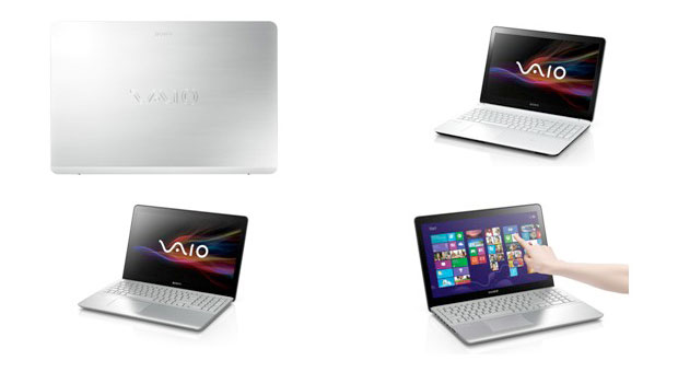 Sony launches a trio of VAIO notebooks for Japan