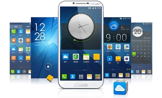 Coolpad intros 59inch Grand 4 smartphone with Tegra 4, NFC hub and watch accessories