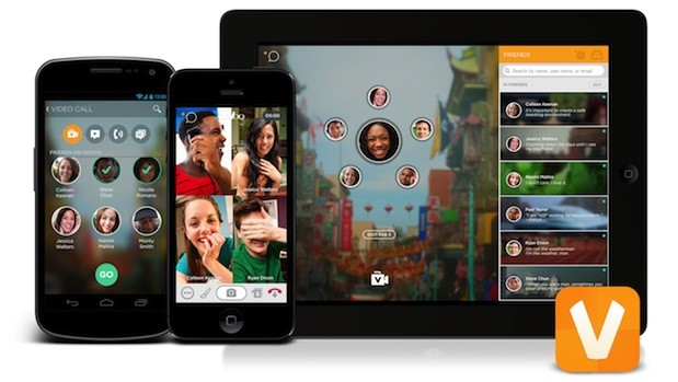 DNP ooVoo updates its iOS and Android apps with video messaging, filters and more