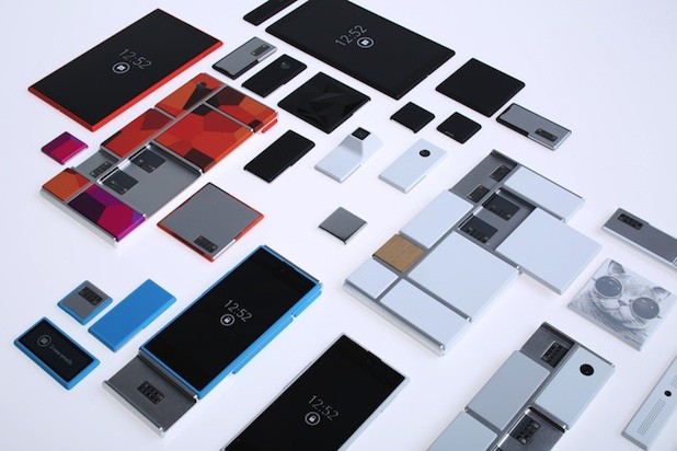 Motorola's 'Project Ara' want to make modular smartphone hardware a reality