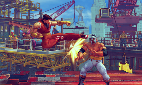 Capcom sees bright  purely  2 5D  future for its fighting games