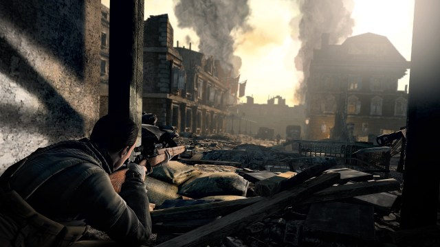 Sniper Elite Compressed PC Game Free Download 1GB