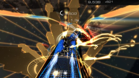 Audiosurf 2 glides onto Steam Early Access today