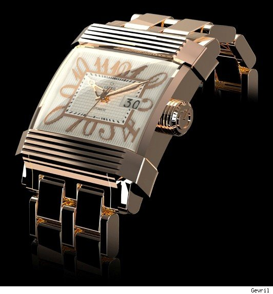 Gevril 1200 Times Square Limited Edition Watch