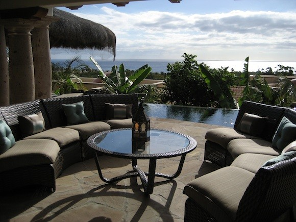Patio, Lifestyle Asset Group's Cabo Residence