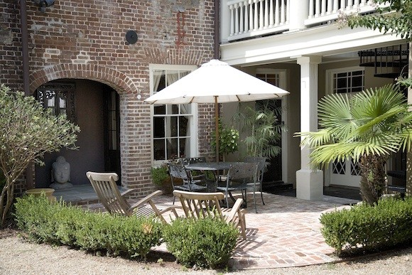 Lifestyle Asset Group's Charleston, South Carolina Residence, Patio