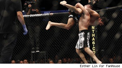 UFC 121: Diego Sanchez Beats Paulo Thiago in a Great Fight