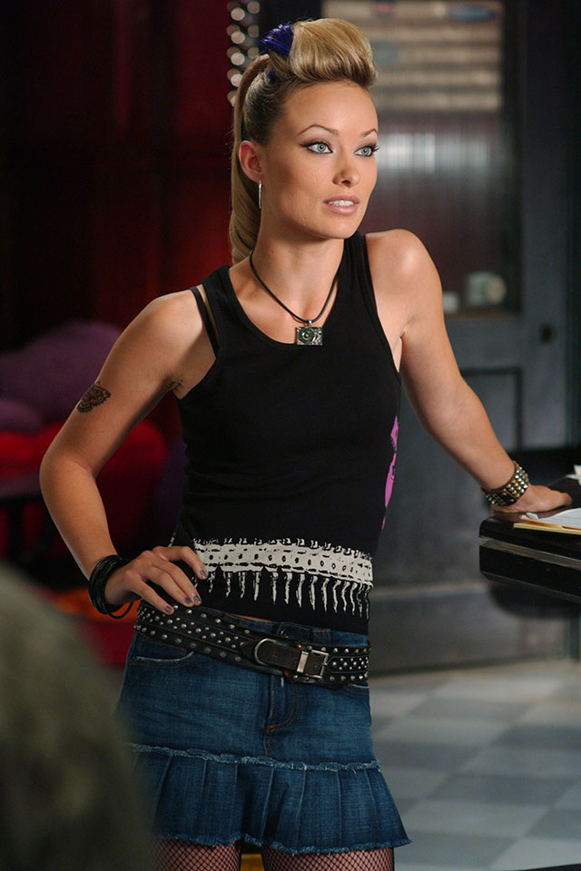 Olivia Wilde In The OC THIS Picture HuffPost UK