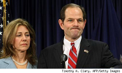 Eliot Spitzer, former New York Governor
