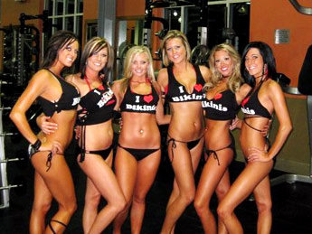 bikinis sports bar and charlotte nc