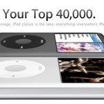 """Steve Jobs Reportedly Says """"No Plans"""" To Discontinue iPodClassic"""