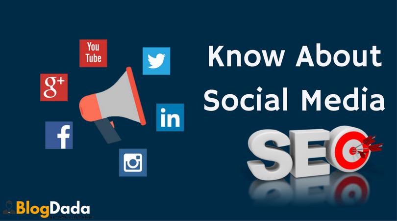 social media and SEO