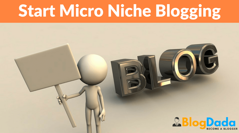 How to Start the Perfect Micro Niche Blogging Website