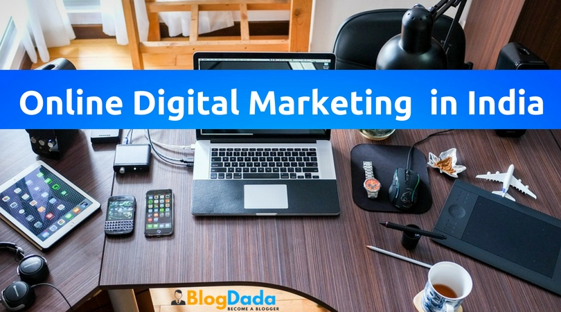 Online Digital Marketing Courses in India