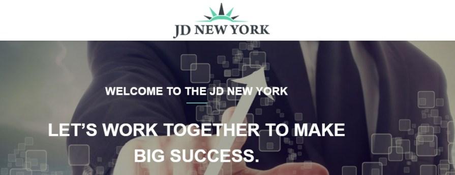JD New York Joomla Templates Responsive