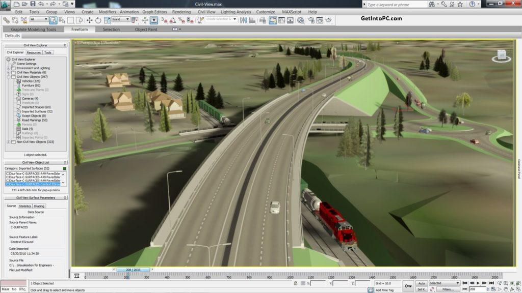 AutoCAD Civil 3D na engenharia