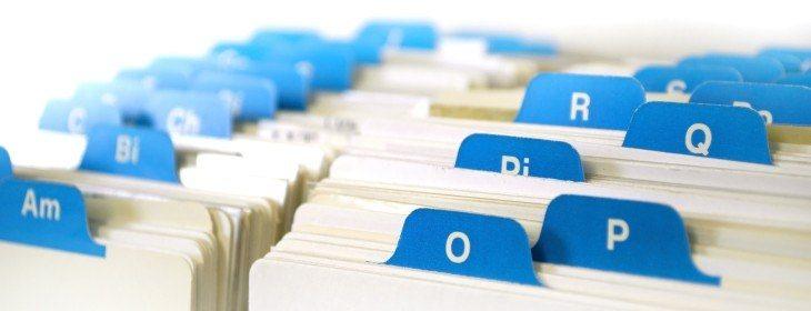 Exportar contatos do Outlook